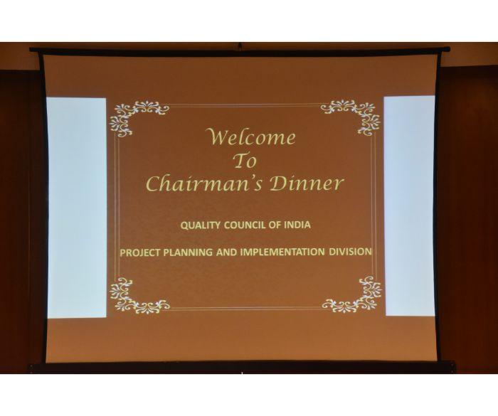 Chairman's Dinner 2018